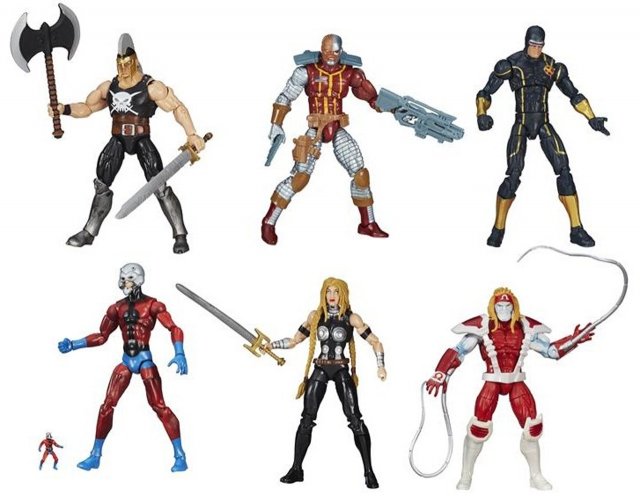 Marvel - Infinite Series - 3 3/4 inch - Set of 6