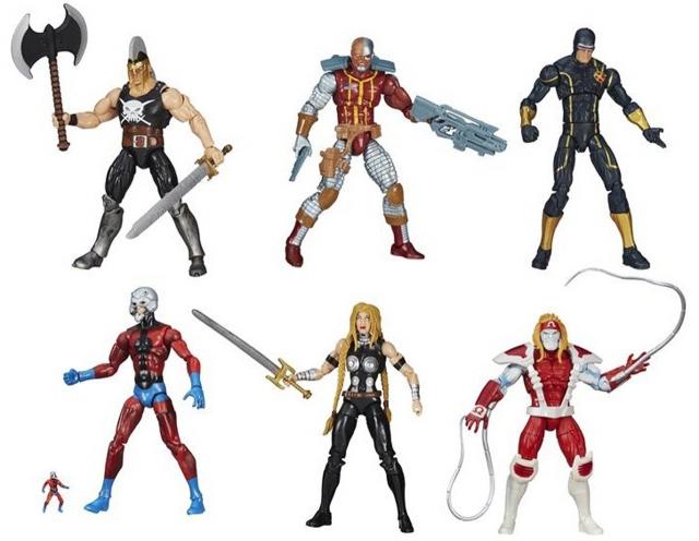 Marvel - Infinite Series - 3 3/4 inch - Set of 6