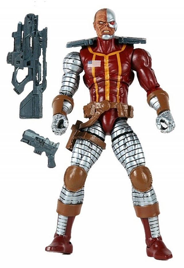 Marvel - Infinite Series - 3 3/4 inch - Deathlok
