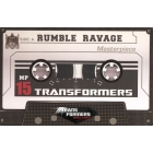 MP-15 Masterpiece Ravage & Rumble - Coin