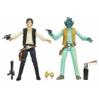 Star Wars 6'' Black Series - SDCC - Cantina Showdown Playset - Exclusive