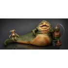 Star Wars 6'' Black Deluxe Series - SDCC - Jabba's Thone Room Set - Exclusive