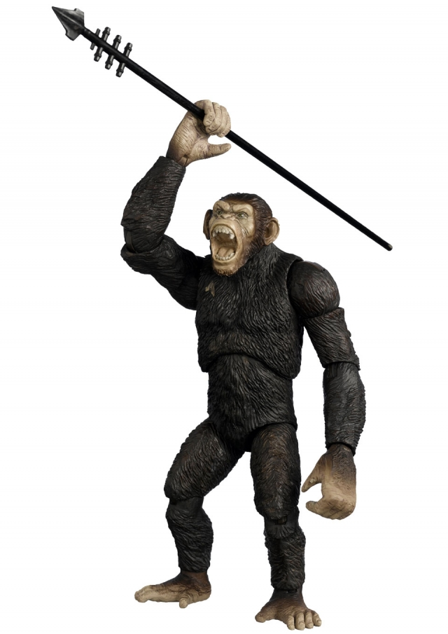 Rise of the Planet of the Apes - Caesar