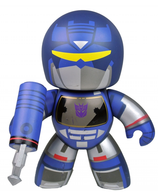 Mighty Muggs - Soundwave - Loose 100% Complete