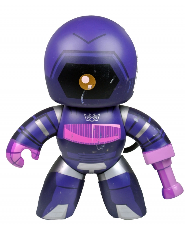 Mighty Muggs - Shockwave - Loose 100% Complete