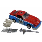 Transformers G1 - Smokescreen - Loose - 100% Complete