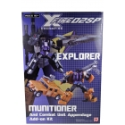 Crossfire 02 - Colossus Set - Munitioner and Explorer - MIB