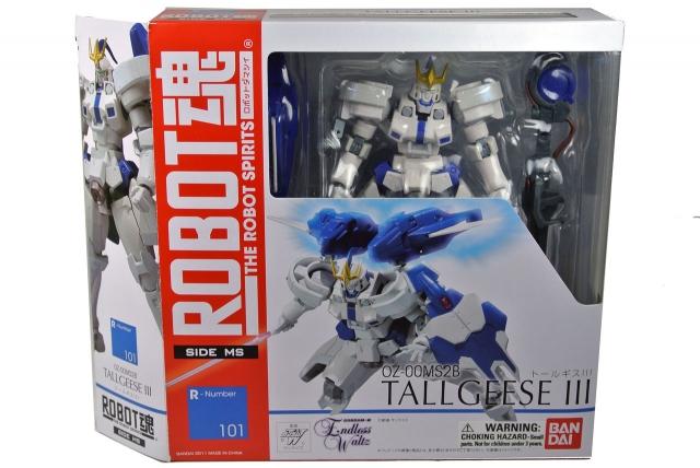 Robot Spirits Damashii - Gundum Wing OVA - Tallgeese III - MIB