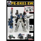 PE-DX03 EW - Warden Add-on Parts - MIB