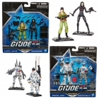 GIJoe - 50th Anniversary - Wave 2 - Set of 4 Figures