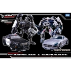 APS-03 Barricade & Soundwave Set!
