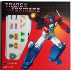 Sticker Set for Transformers MP-17 Masterpiece Prowl