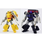 TFCon 2014 Exclusive - Masterpiece Axis & Shafter Black Friday Set