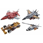 Generations - Combiner Wars 2015 - Deluxe Class Series 1  - Set of 4