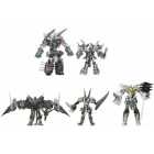 Transformers Age of Extinction Dinobots Unleashed 5-Pack | Platinum Edition