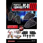 PC-01 Perfect Combiner Upgrade Set - Black Version