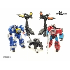 Iron Factory - IF-EX03S - Set of 5 Figures