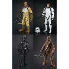 Star Wars Black Series 7 - 6'' - Case of 4