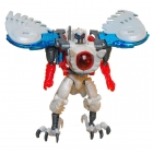 Beast Wars - Transmetals 2 - Prowl White Version - Loose