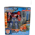 Japanese Beast Hunters - Transformers Prime - G11 Optimus Prime - MIB