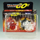 Ironhide & Ratchet Set of Custom Heads - MIB - 100% Complete