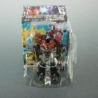 Japanese Transormers Animated - EZ Collection Volume 04 - Elite Guard Optimus Prime - MIB - 100% Complete
