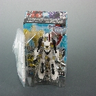 Japanese Transormers Animated  - EZ Collection Volume 04 - Elite Guard Prowl - MIB - 100% Complete