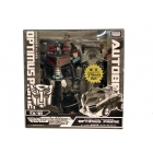 Japanese Transformers Animated - TA-01 Optimus Prime Black Version - MISB