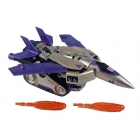 Japanese Transormers Animated - TA-13 Blitzwing - Loose - 100% Complete