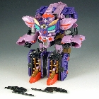 Japanese Beast Wars - Galvatron - Loose - 100% Complete