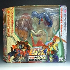 Japanese Beast Wars - VS-35  Big Convoy VS Magmatron - MIB - 100% Complete