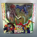 Japanese Beast Wars - VS-35 Big Convoy vs Magmatron - MISB