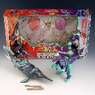 Japanese Beast Wars - VS-37 Sharp Edge VS Hardhead - MIB - 100% Complete
