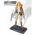 GI Joe 2012 - Subscription Figure Cover Girl