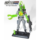 GI Joe 2012 - Subscription Figure Nano-B.A.T.