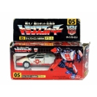 G1 Japanese - 05 Red Alert - MIB - 100% Complete