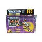 G1 Japanese - 20 Laserbeak - MIB - 100% Complete