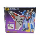 G1 Japanese - 22 Starscream - MIB - Missing paperwork