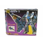 G1 Japanese - 24 Thundercracker - MIB - Missing paperwork