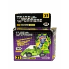 GiG Transformers - 32 Ringhio/Scrapper - MIB - Missing accessories