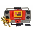 Transformers TFC #21 - Blaster w/Steeljaw - Loose - 100% Complete