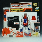 Transformers G1 - Japanese  - C-324 Star Saber Jr - MIB - 100% Complete