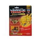 G1 Japanese - C-65 Steeljaw - MOSC - Gold weapons