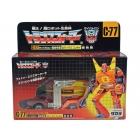 G1 Japanese - Reissue - C-77 Rodimus Prime - MISB