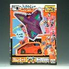 Transformers G1 - Japanese  - TF-06 Spin Road vs Dark Jet - MIB - 100% Complete