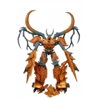 Japanese Transformers Prime - AM-19 - Gaia Unicron - Loose - 100% Complete