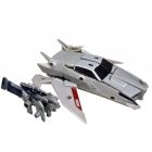 Japanese Transformers Prime - AM-34 - Jet Vehicon General - Loose - 100% Complete