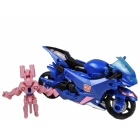 Japanese Transformers Prime - Deluxe Arcee - Loose - 100% Complete