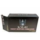 KM-01 Knight Morpher Commander - MIB - 100% Complete