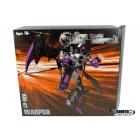 KM-07 Knight Morpher Warper - MIB - 100% Complete